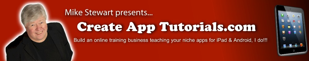 Create App Tutorials